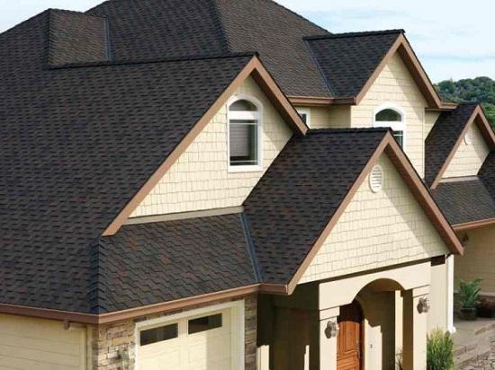Многоскатная крыша с ендовами