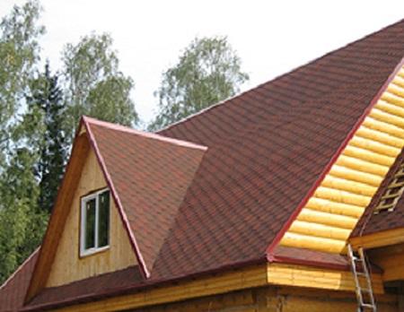 Конструкция крыши - фото