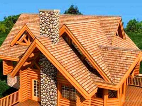 виды крыш для частного дома фото