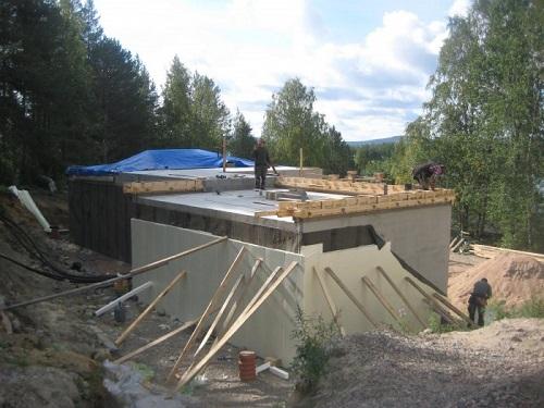 Постройка крыши своими руками фото 679