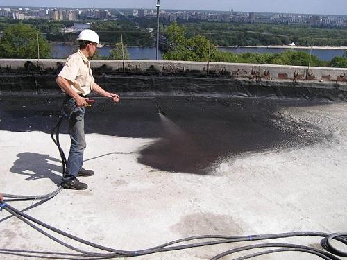 Гидроизоляция кровель новые технологии стены после грунтовки каким цветом