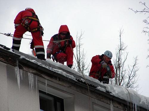 Ппр на уборка снега с крыш