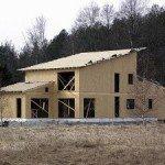 Подбор оптимального проекта дома с односкатной крышей