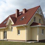 Возводим крышу каркасного дома своими руками