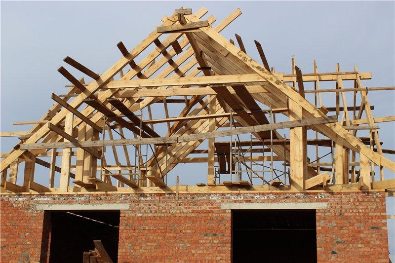 Стройка крыши своими рукам 98