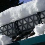 Снегозадержание на кровле — спокойствие в зимнюю пору