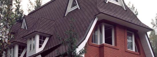 Крыша катепал своими рука 35
