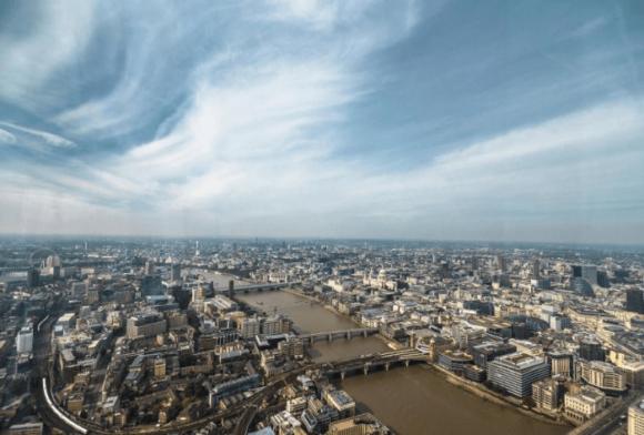 Башня The Shard в Лондоне