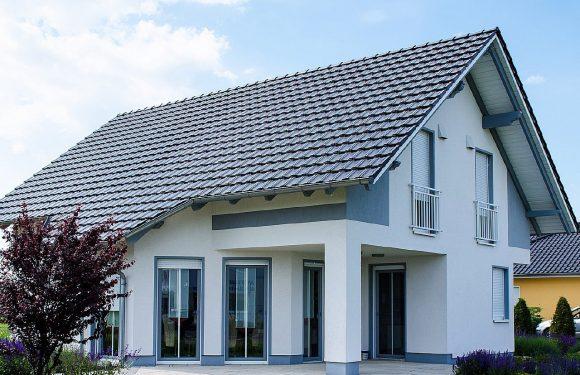 Двускатная крыша — одна из самых надежных