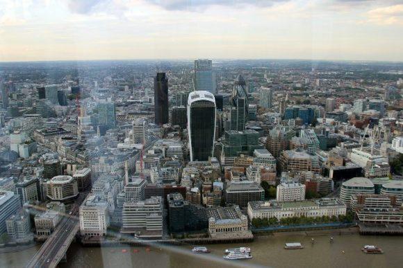 The Shard London Bridge в Лондоне