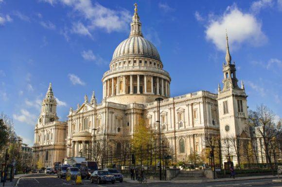 St. Paul's Cathedral в Лондоне