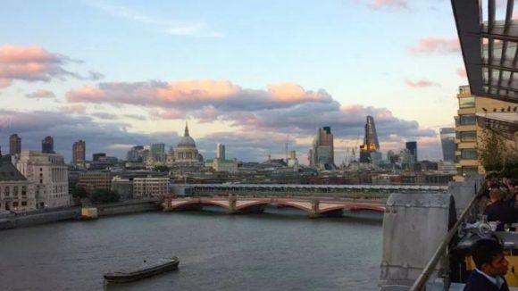 OXO Tower в Лондоне