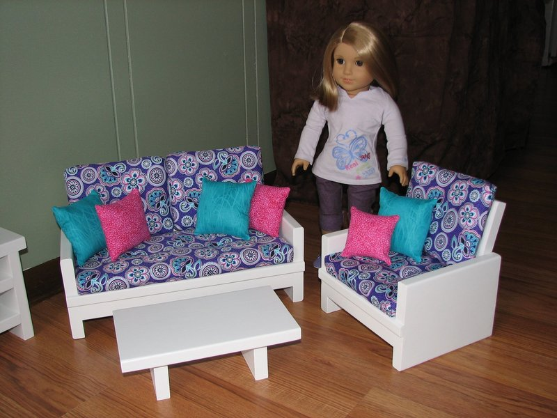 Картинки самодельной мебели для кукол, приму дар видео