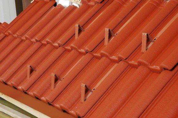 Бугели на крыше