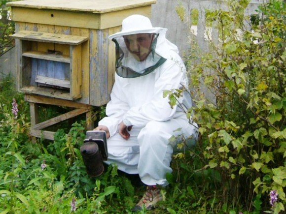 Защитный костюм пчеловода