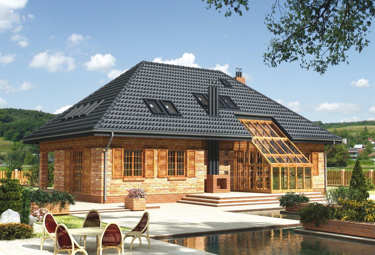 Крыша дома своими руками схема фото