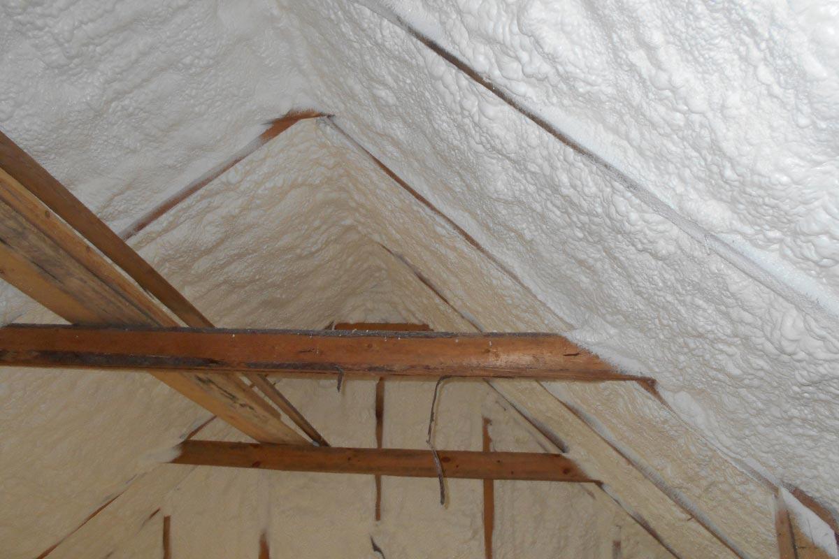Как утеплить крышу изнутри своими руками фото 129