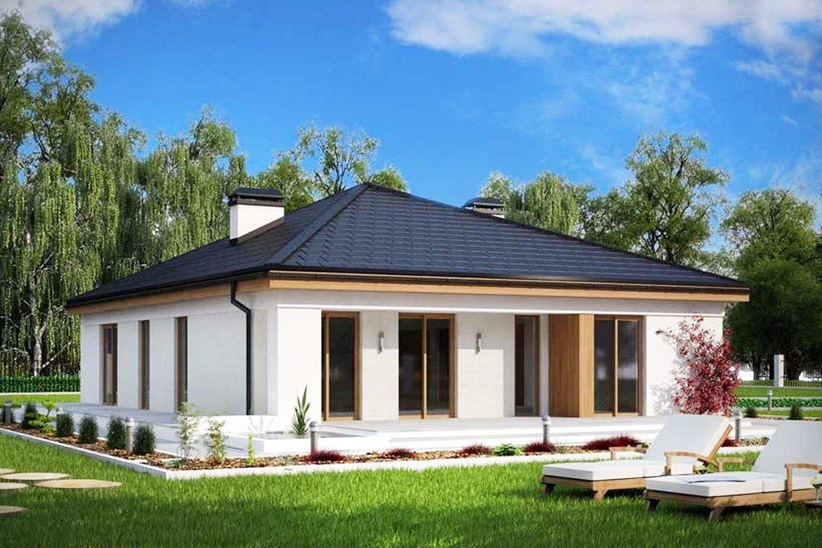 Сделать четырехскатную крышу на доме своими руками фото 561