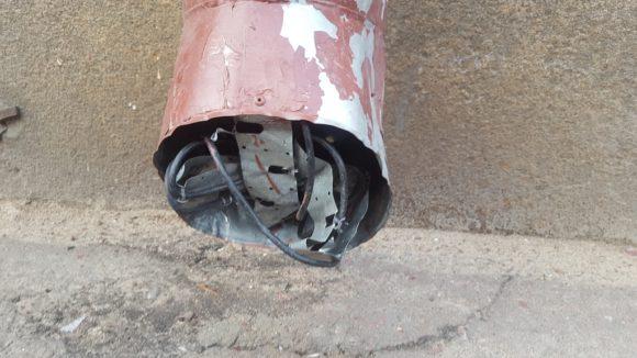 Ошибки монтажа – неправильный расчет длины греющего кабеля