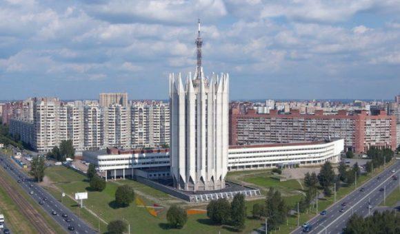 Башня ЦНИИ РТК в Санкт-Петербурге