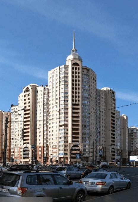 ЖК Богатырский в Санкт-Петербурге