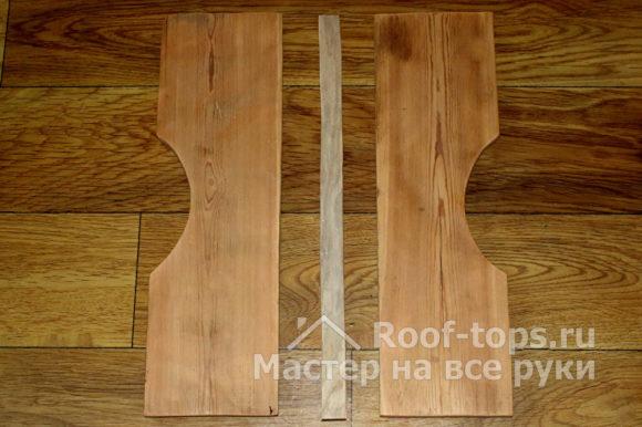 полка для обуви своими руками из дерева