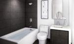 Дизайн ванных комнат, совмещенных с туалетом: идеи интерьера