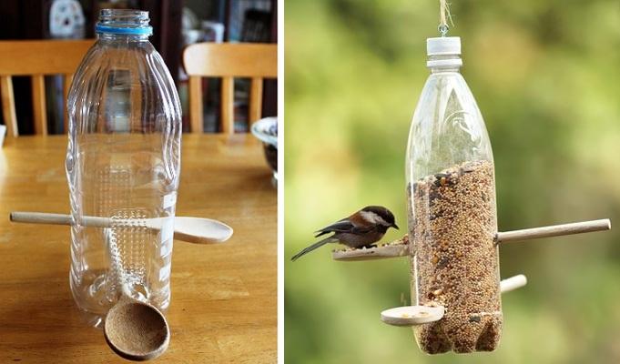 Кормушка для птиц своими