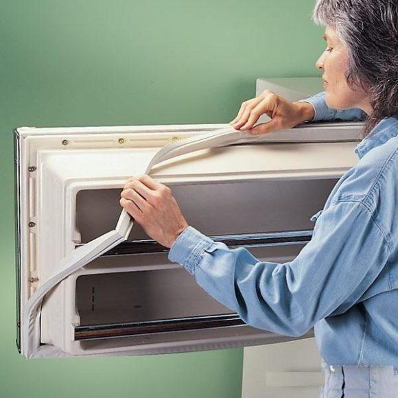 не плотно закрывается холодильник
