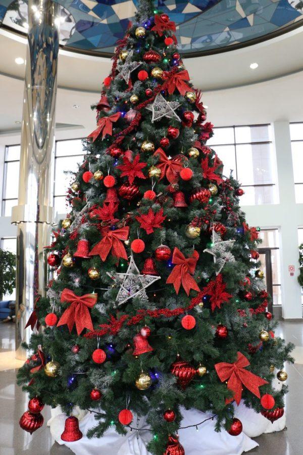 Рождественская елка – главный атрибут праздника