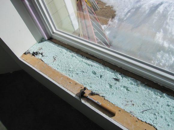 как утеплить пластиковые окна изнутри