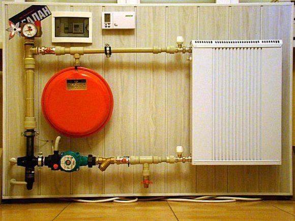 отопление дома электричеством