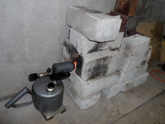 как обогреть гараж без электричества