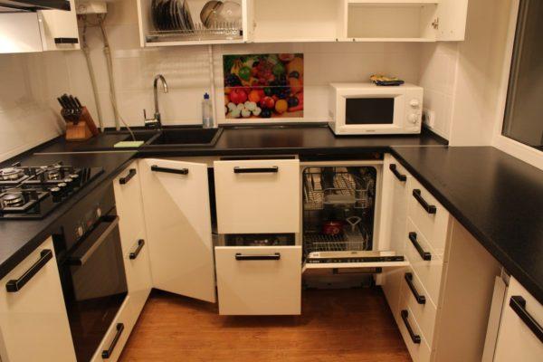 Как сделать перепланировку кухни в кухню-гостиную и согласовать ее в госорганах — Superfb