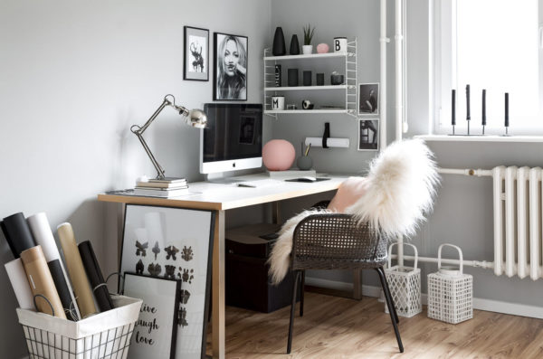 Как спроектировать домашний офис: идеи 2019 года