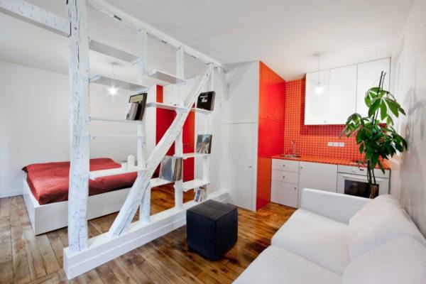 Преимущества и недостатки квартиры-студии