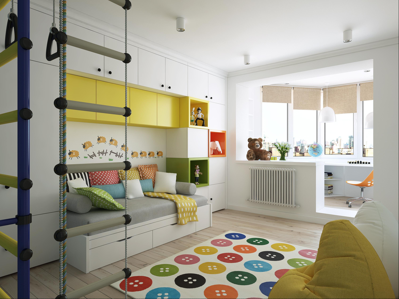 как придумать дизайн комнаты