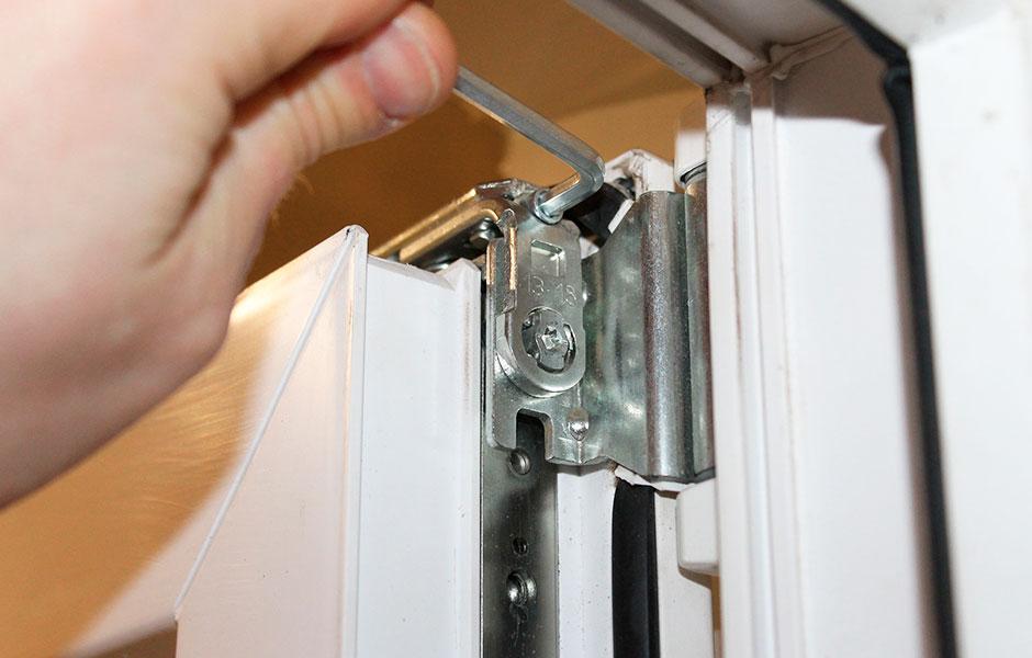 ремонт металлопластиковых окон своими руками