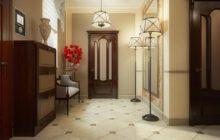 Идеи дизайна интерьера прихожей в частном доме