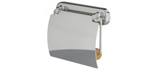 Держатель для туалетной бумаги хромированный (ВОКСНАН)