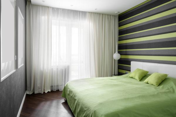 Как уложиться в ремонт спальни за 15000 рублей?