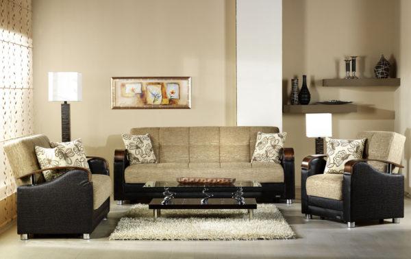 Как расставить диван и кресла (40 фото)