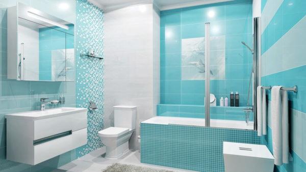20 лучших цветовых гамм для интерьера ванной
