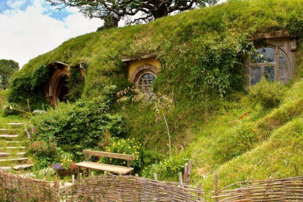 Дом Хоббита, Великобритания