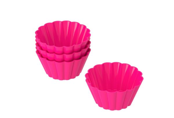 СОККЕРТАКАФормочка для выпечки, цвет розовый - 149 руб