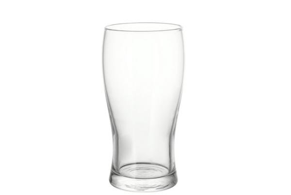 ЛОДРЭТ Пивной бокал, прозрачное стекло, 500 мл - 89 руб