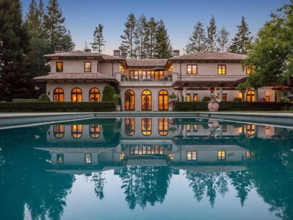 Дом Silicon Valley Mansion, штат Калифорния, США