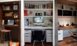 Домашний шкаф-офис