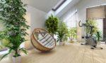 Почему растения обязательны в домашнем интерьере?