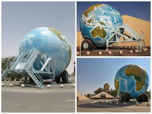 «Планета» для шейха в ОАЭ